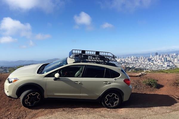 Rent A Camping Car San Francisco