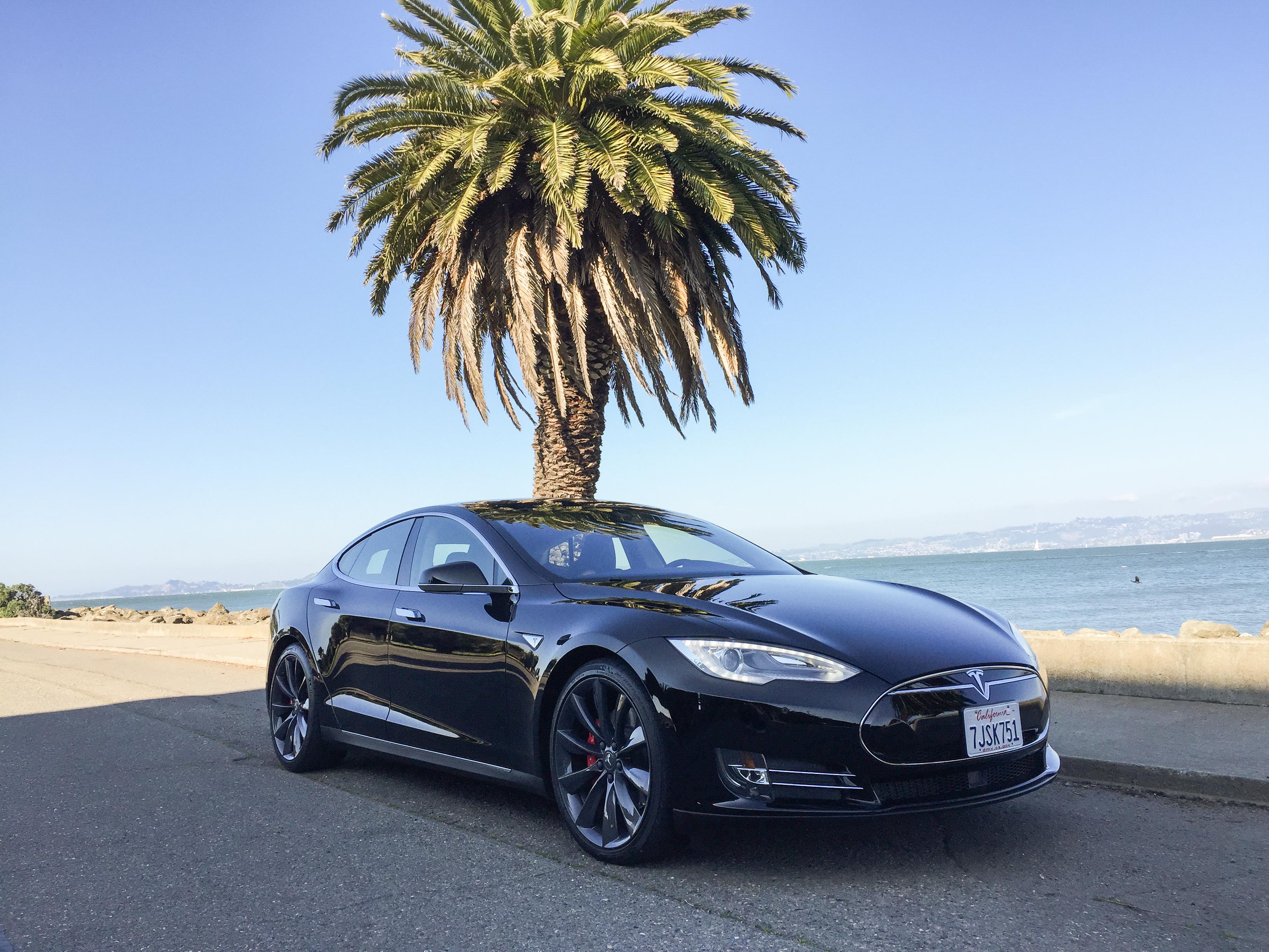 Rent a Black Tesla Model S in San Francisco Getaround