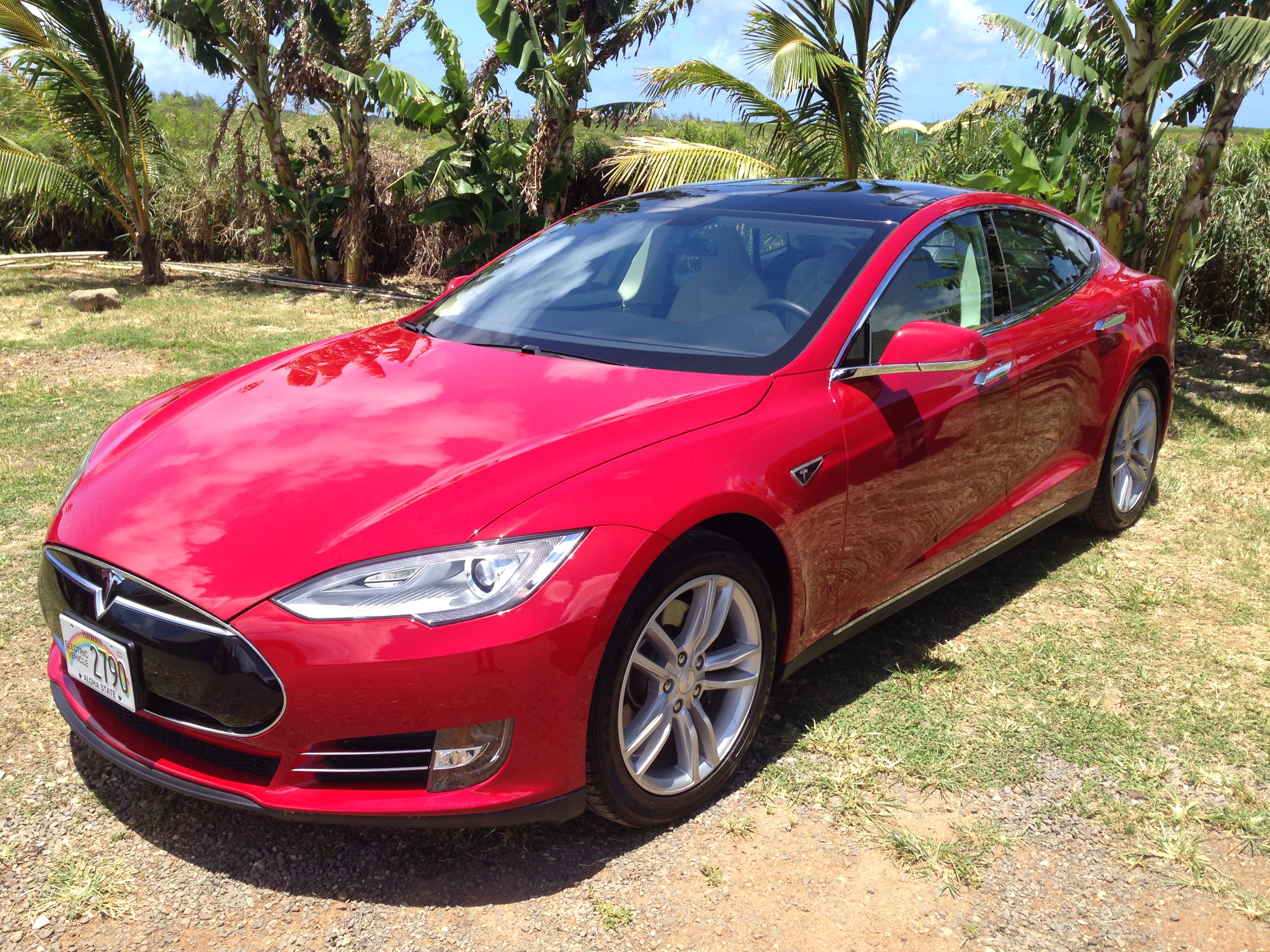 Rent A Red Tesla Model S In San Francisco Getaround - Rent a tesla chicago
