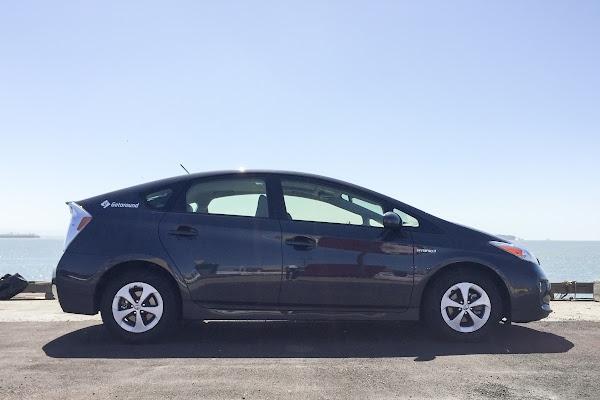 Prius Car Rental San Francisco