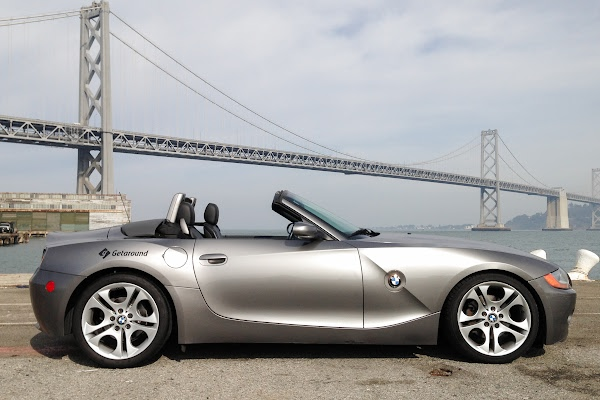 Bmw 6 Series Portland >> Rent luxury cars in San Francisco, from $8/hour